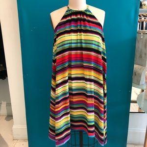 London times striped dress